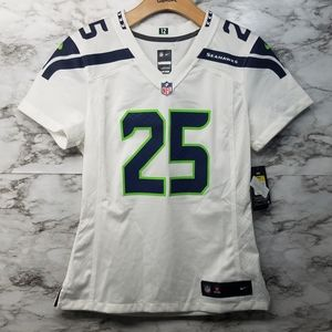 Nike Seattle Seahawks Wms Football Jersey Sherman
